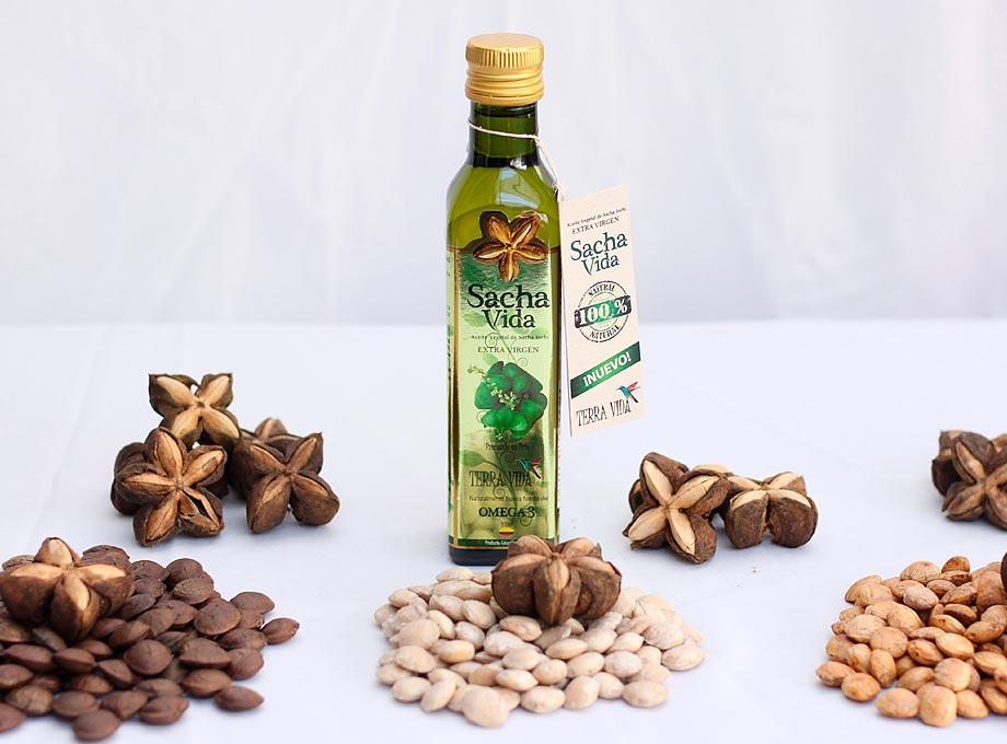 Aceite Extra Virgen - Terra Vida 3M